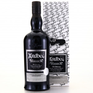 Ardbeg Blaaack Limited Edition / Committee 20th Anniversary