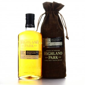 Highland Park 2004 Single Cask 13 Year Old #6569 / Glasgow Airport and World of Whiskies
