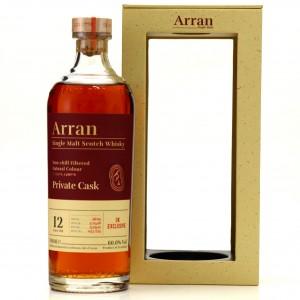 Arran 2008 Single Tuscan Red Wine Cask 12 Year Old #110 / UK