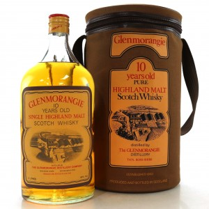 Glenmorangie 10 Year Old 2 Litre 1980s / with Bag