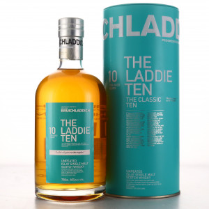 Bruichladdich The Laddie Ten 10 Year Old 75cl / US Import - 1st Edition