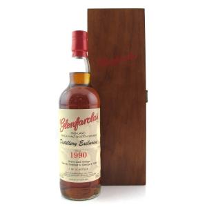 Glenfarclas 1990 Sherry Cask / Distillery Exclusive
