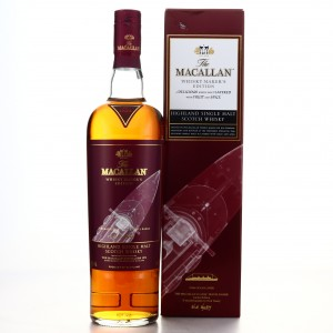 Macallan Whisky Maker's Edition 1930s Ocean Liner / Nick Veasey Classic Travel