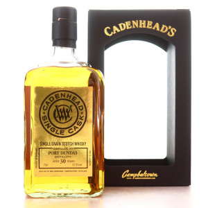 Port Dundas 1988 Cadenhead's 30 Year Old