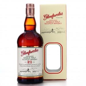 Glenfarclas 21 Year Old / Independent Whisky Bars of Scotland