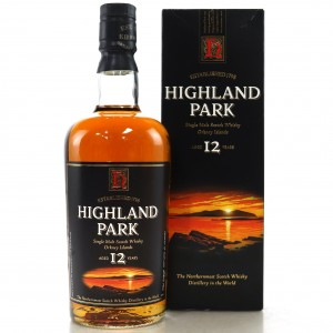 Highland Park 12 Year Old / early 2000s