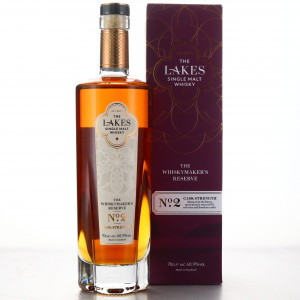 Lakes Whiskymaker's Reserve No.2