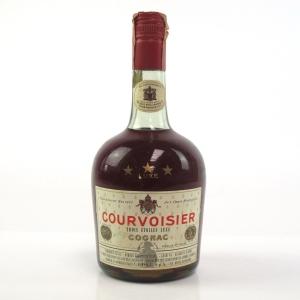 Courvoisier 3 Star Cognac 1960s