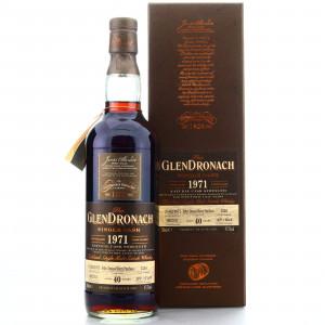 Glendronach 1971 Single PX Cask 40 Year Old #1248