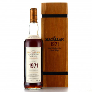 Macallan 1971 Fine and Rare 30 Year Old #4280