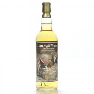 Laphroaig 1991 The Ultimate 15 Year Old / Han van Wees 75th Anniversary