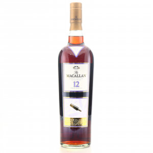 Macallan 1995 Easter Elchies Seasonal Selection 12 Year Old / Winter