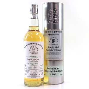 Imperial 1995 Signatory Vintage 15 Year Old