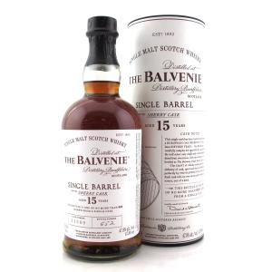 Balvenie 15 Year Old Single Barrel #11309 / Sherry Cask