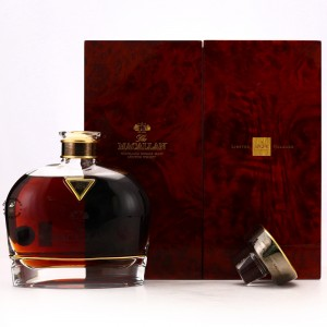 Macallan 1824 Collection Decanter 2011 Release