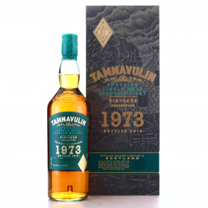 Tamnavulin 1973 Vintages Collection 45 Year Old