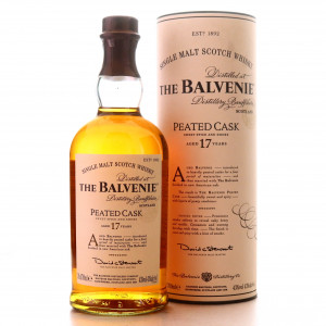 Balvenie 17 Year Old Peated Cask