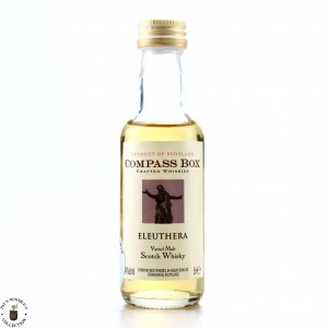 Compass Box Eleuthera 2003 Miniature