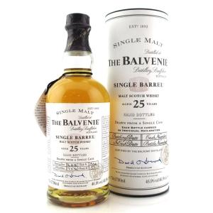 Balvenie 1974 Single Barrel 25 Year Old #15016
