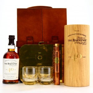 Balvenie 40 Year Old GJ Cleverly Edition / Signed / One of only 1