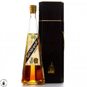 Glenburgie 1954 Gordon and MacPhail 30 Year Old Decanter / Co. Pinerolo Import