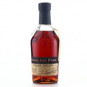 Highland Park 1974 Online Tasting