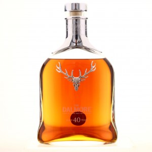 Dalmore 40 Year Old 2018 Release