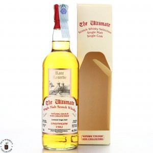 St Magdalene-Linlithgow 1982 The Ultimate 28 Year Old Rare Reserve