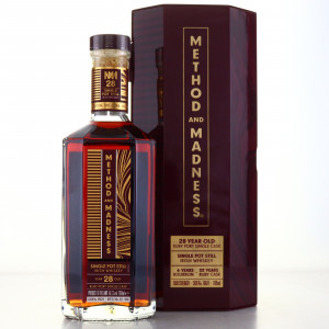 Method and Madness 28 Year Old Single Pot Still