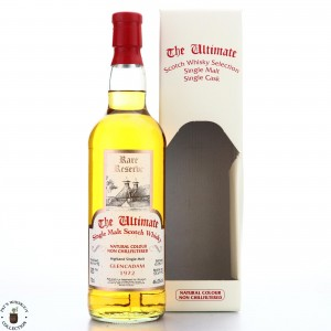 Glencadam 1972 The Ultimate 38 Year Old Rare Reserve