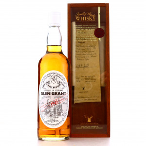 Glen Grant 1949 Gordon and MacPhail