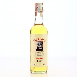 Aberlour 5 Year Old 1980s / Rinaldi Import