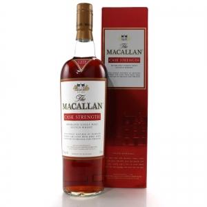 Macallan Cask Strength 59.3% 75cl / US Import
