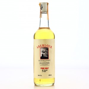 Aberlour 5 Year Old 1980s / Rinaldi Import