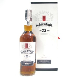 Blair Athol 23 Year Old / 2017 Release