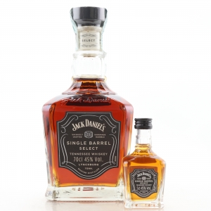 Jack Daniel's Single Barrel Select / with 5cl