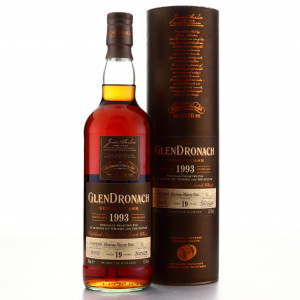 Glendronach 1993 Single Oloroso Cask 19 Year Old #12 / LMDW & The Nectar