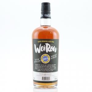 WeiRon Caribbean Rum / Swedish Virgin Oak Finish