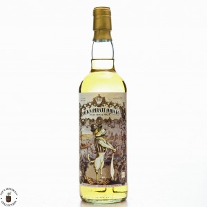 Jack's Pirate Whisky 10 Year Old Islay Single Malt / 'Old Teresa' Part VII