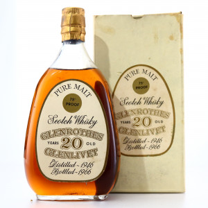Glenrothes 1946 20 Year Old