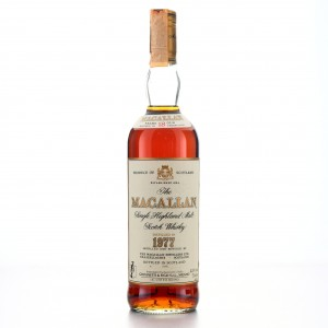 Macallan 1977 18 Year Old / Giovinetti Import