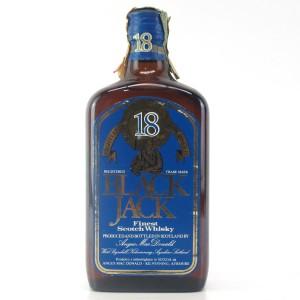 Black Jack 18 Year Old Scotch Whisky