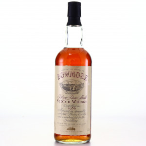 Bowmore 1956 Sherry Casks