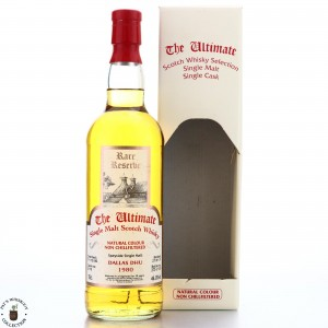 Dallas Dhu 1980 The Ultimate 30 Year Old Rare Reserve