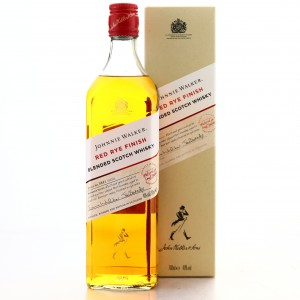 Johnnie Walker Blenders' Batch #1 Red Rye Finish