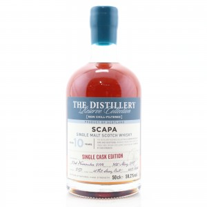 Scapa 2006 Reserve Collection 10 Year Old 50cl / Single Cask Edition
