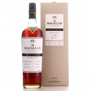 Macallan 1997 Exceptional Cask #14813/12 / 2018 Release