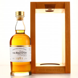 Balvenie 1981 DCS Compendium 35 Year Old Chapter #3