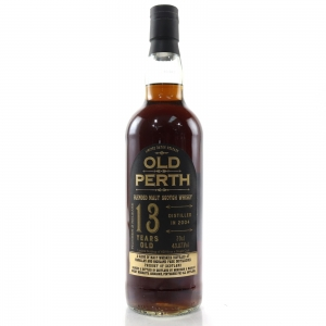 Old Perth 2004 13 Year Old Blended Malt No.2 / Macallan and Highland Park