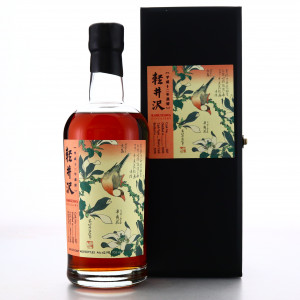 Karuizawa 2000 Single Sherry Cask #507 / Japanese Sparrow & Magnolia Label